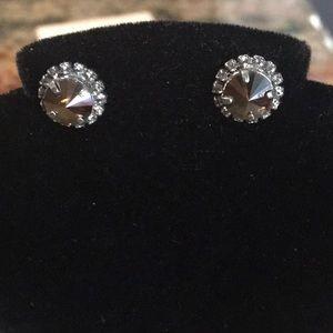 Sabika Grace Stud Earrings
